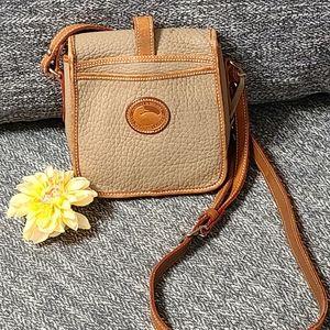 Dooney & Bourke vintage pouch style crossbody